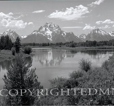 Mount Moran, Wyoming 95