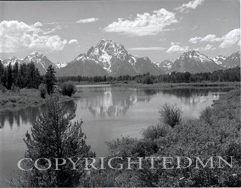 Mount Moran, Wyoming 95