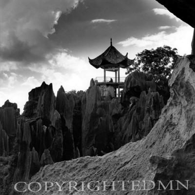 Pagoda, Kunming, China