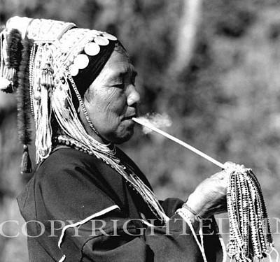 Akha Woman, Chiang Rai, Thailand 03