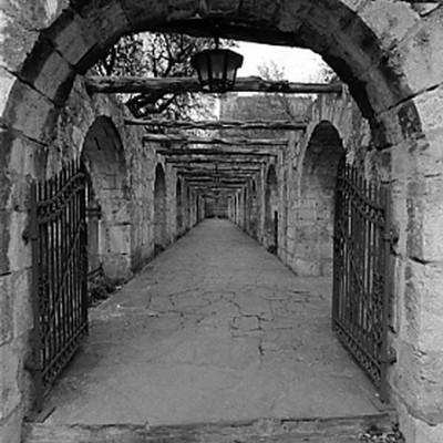 Alamo Arch #1, San Antonio, Texas