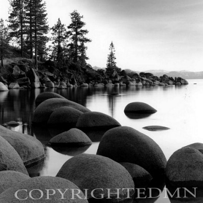 Sand Harbor Beach, Lake Tahoe, Nevada
