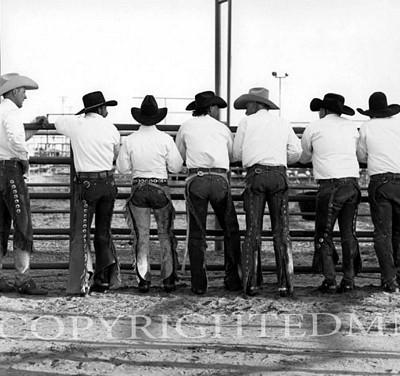 Seven Buckaroos, Abilene, Texas 95