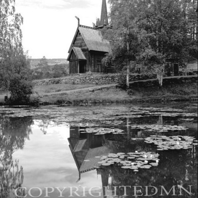 Stave Church, Norway 00