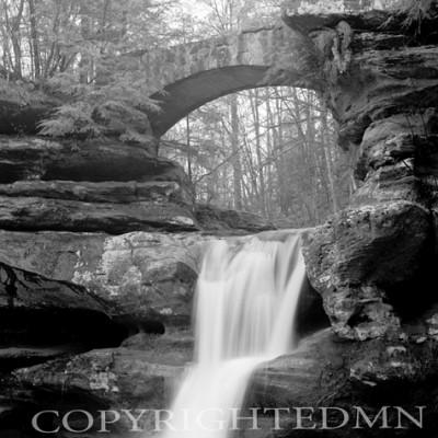 Stone Bridge, Hocking Hills, Ohio