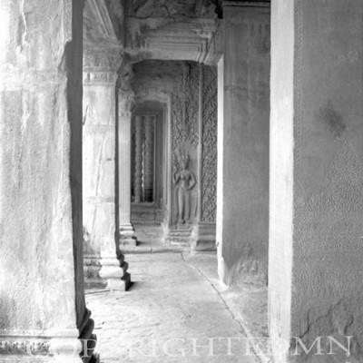Angkor Wat Columns, Siem Reap, Cambodia 03