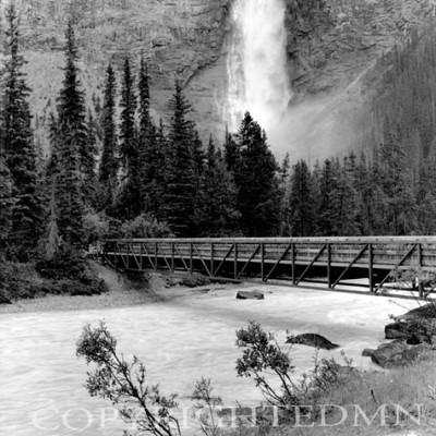 Takakkaw Falls, Canadian Rockies 06