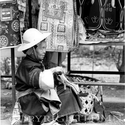 The Apron Maker, China