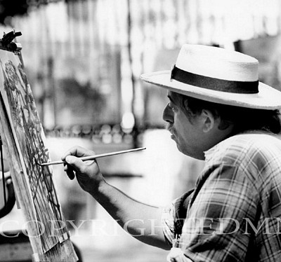 The Artist, New Orleans