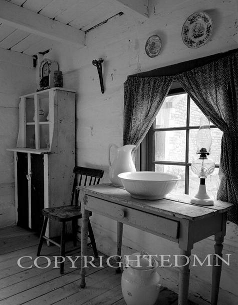 Antique Room, Manitoulin Island, Canada