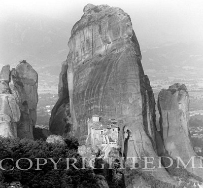 The Meteora, Kalabacca, Greece 91