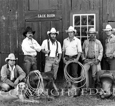 The Wranglers, Rothbury, Michigan