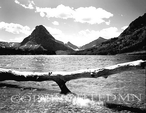 Two Medicine Lake, Montana