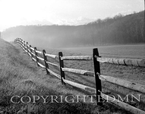 Vanishing Fence, Michigan 97