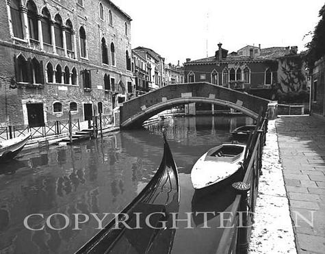 Venice #5, Italy 01