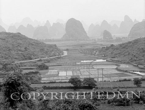 View Of Guilin, China 91