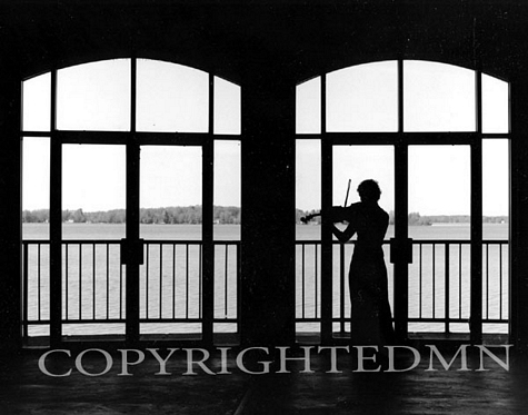 Violist, Interlochen, Michigan