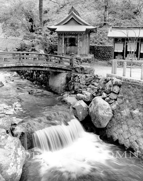 Waterfall & Shrine, Eiheiji, Japan 05