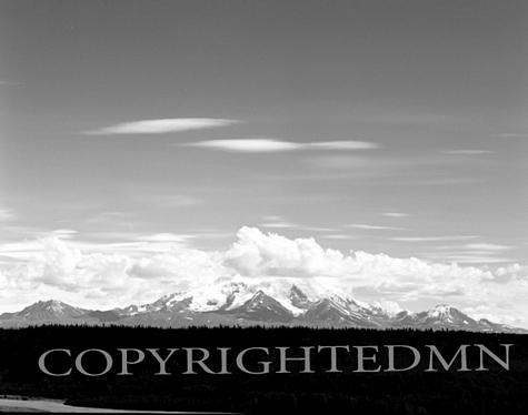 Wrangle Mountains, Alaska 98