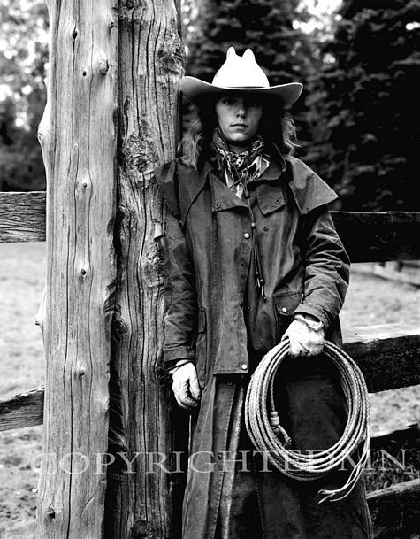 Wrangler Jenny, Michigan 95