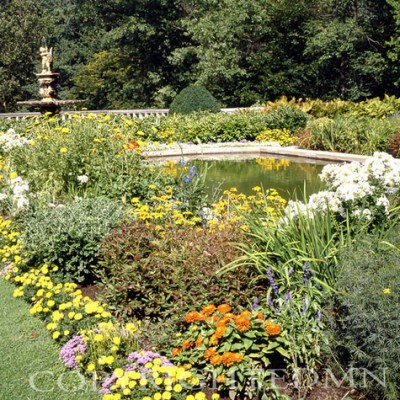 Cranbrook Gardens, Michigan – Color