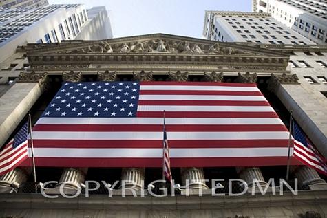Wall Street, New York City, New York 08 – Color