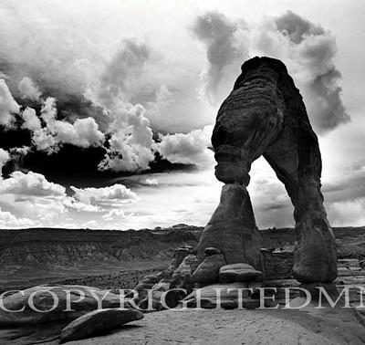 Delicate Arch, Moab, Utah 96