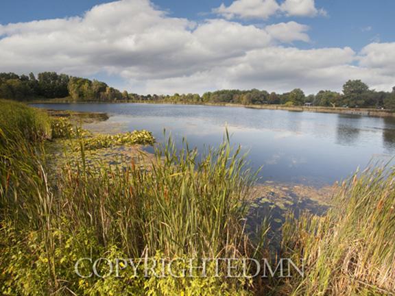 Hopkins Lake, Owosso, MI 10-Color