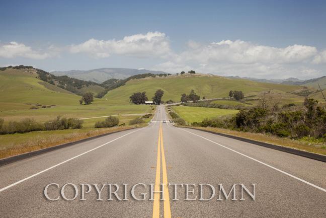 Highway 46, Cambria, California 11 – color