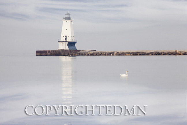 Ludington Lighthouse, Ludington, Michigan 11 – color