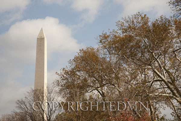 Washington Monument #3, Washington D.C. 08 – Color