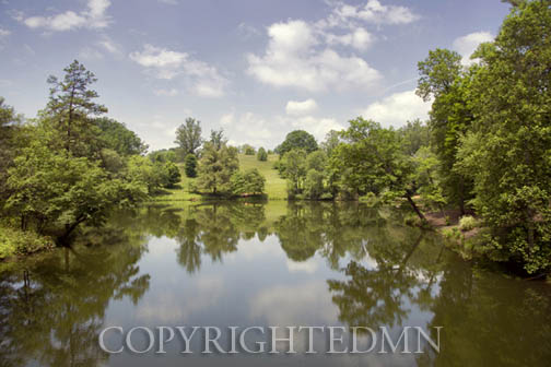 Reflections at the Biltmore, Asheville, North Carolina 12 – Color