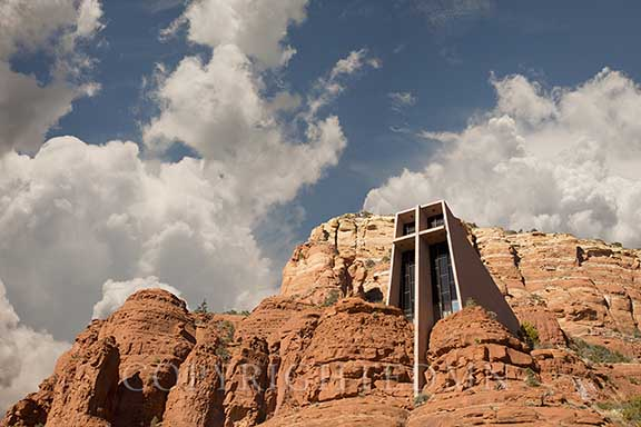 Chapel of the Holy Cross #2, Sedona, Arizona 13 – Color