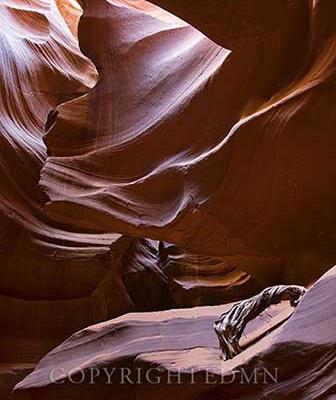 Driftwood at Antelope Canyon, Page, Arizona 13 – Color