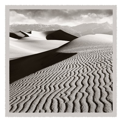Death Valley Dunes - Geometric