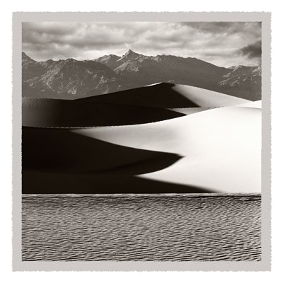 Death Valley Dunes #2 - Geometric