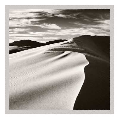 Dune Patterns - Geometric
