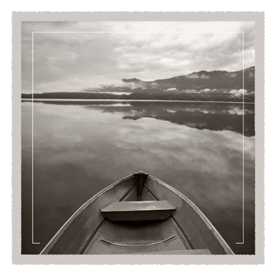 Lake Quinault - Geometric
