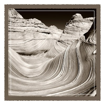 Sandstone Sculpture - Geometric