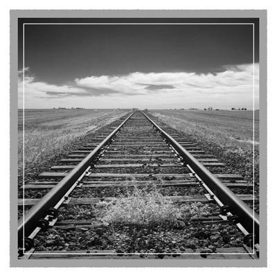 Tracks To Infinity - Geometric