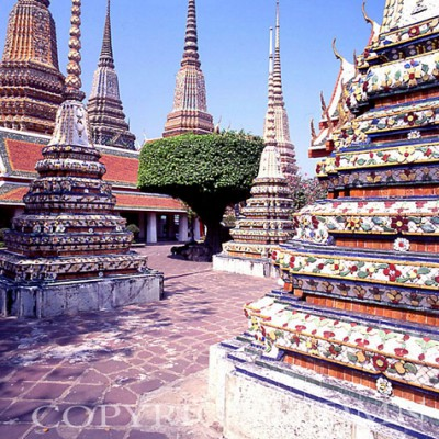 Grand Palace, Bangkok, Thailand 03 – Color