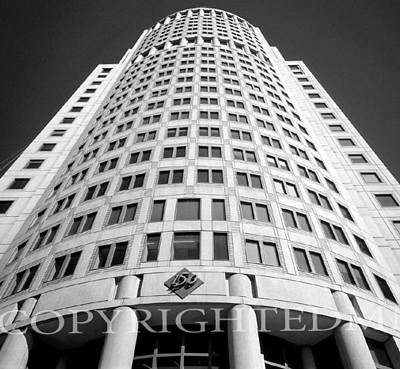 Building Perspective, Detroit, Michigan