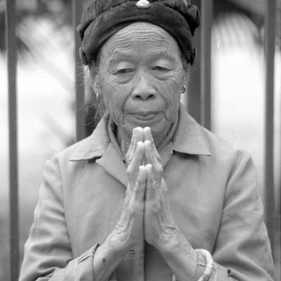 Chinese Woman #1, China 90