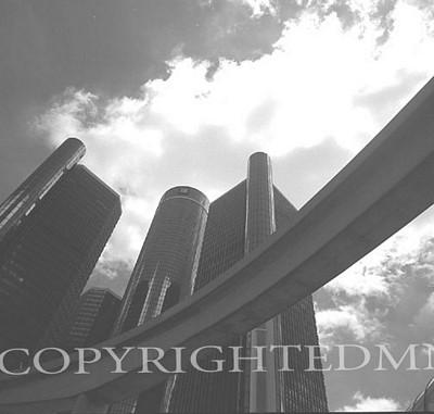 Detroit Arch & Rennaisance #3, Detroit, Michigan