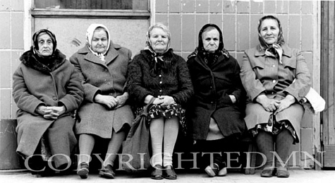 Five Russian Women, Russia 90