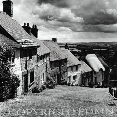 Gold Hill, Shaftsbury, England