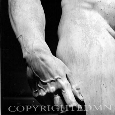 Hand Of David, Rome, Italy 01