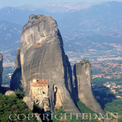 The Meteora, Kalabacca, Greece 91 – Color