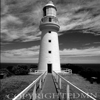Lighthouse, Port Campbell, Australia 01