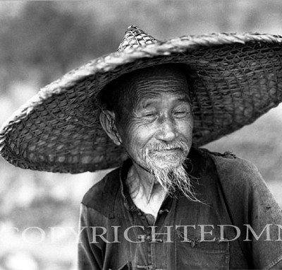 Man Of Guilin, Guilin, China 91